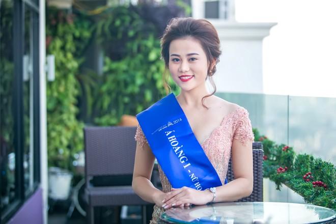 """Sau danh hiệu Á hoàng đá quý, Cao Thùy Trang chinh phục """"Hoa hậu Hoàn vũ Việt Nam"""" ảnh 11"""
