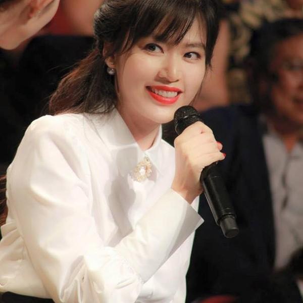 Hoa hậu Thu Thủy làm MC chương trình về an ninh xã hội