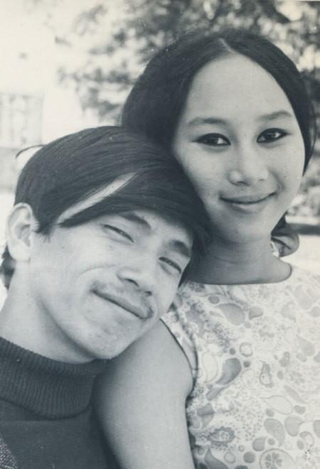 Nữ danh ca Lê Uyên: Yêu chồng vì không đẹp trai, lại nghèo nhưng có tài ảnh 3