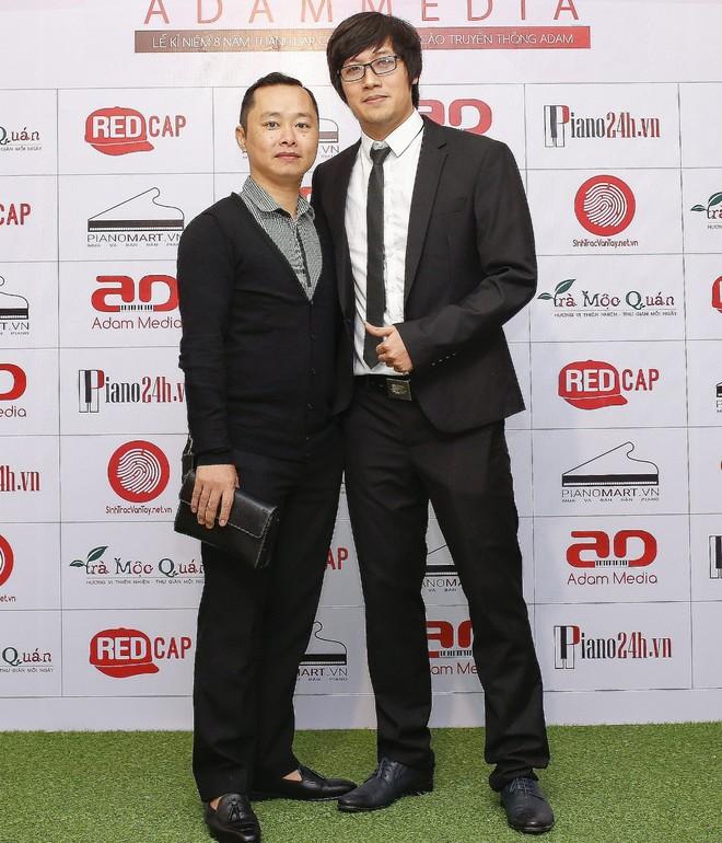 Nhạc sĩ An Hiếu – cựu thành viên ban nhạc Đồng Đội.