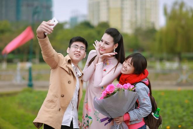 Ngắm nhan sắc rạng ngời của Hoa hậu Biển Thùy Trang ảnh 8