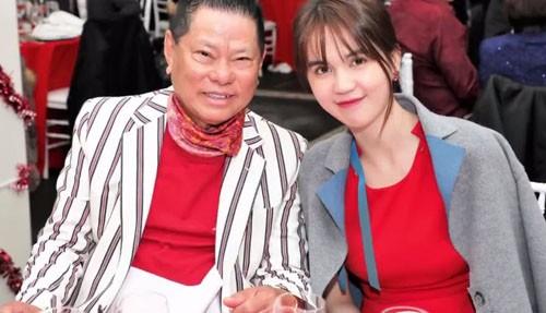 Hoàng Kiều lập ra trang Fanpage vì chuyện tình yêu với Ngọc Trinh