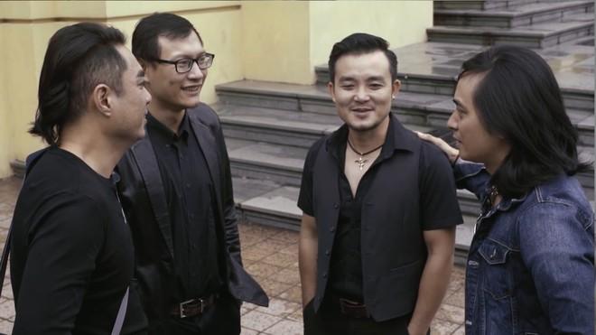  Phim tài liệu về ban nhạc Bức Tường ra rạp