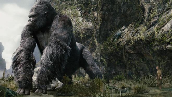 """Gay cấn và mãn nhãn với """"Kong: Skull Island"""""""