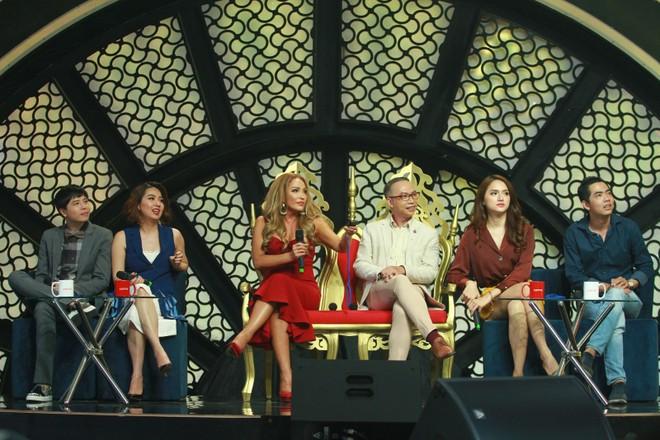 Danh ca Thanh Hà lần đầu đi thi hát