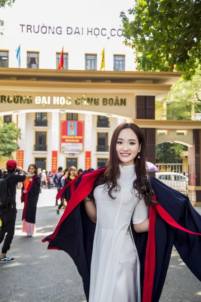 """""""Nữ hoàng đá quý"""" Nguyễn Oanh: Không bỏ dở chuyện học để dấn thân vào showbiz ảnh 3"""