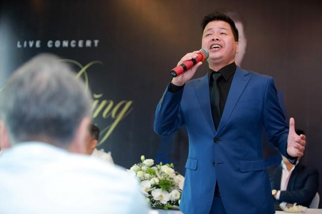 """NSND Quang Thọ tiết lộ chuyện phải """"cống"""" Đăng Dương cho NSND Trung Kiên  ảnh 1"""