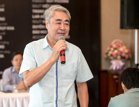 NSND Quang Thọ tự hào kể về Đăng Dương...