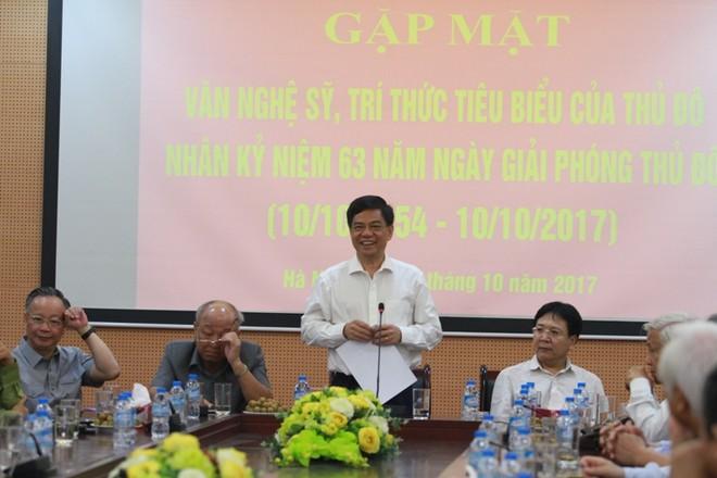 Thiếu tướng Đoàn Duy Khương - Giám đốc CATP Hà Nội chia sẻ những khó khăn, thách thức đặt ra đối với lực lượng Công an Thủ đô