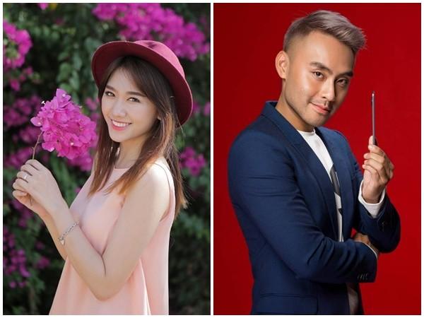 Ca sĩ Ái Phương làm MC lễ trao giải âm nhạc MAMA tại Việt Nam