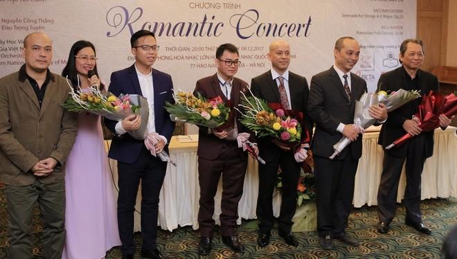 """Cuộc hội ngộ """"vi diệu"""" sau gần 30 năm của cặp nghệ sĩ violin - piano tài năng ảnh 4"""
