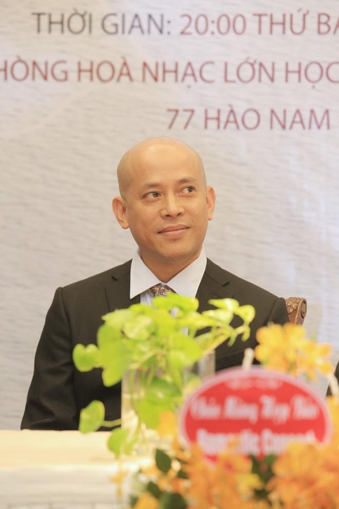 Nghệ sĩ violin Nguyễn Công Thắng