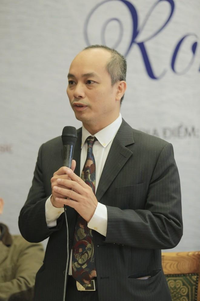 Nghệ sĩ piano Đào Trọng Tuyên