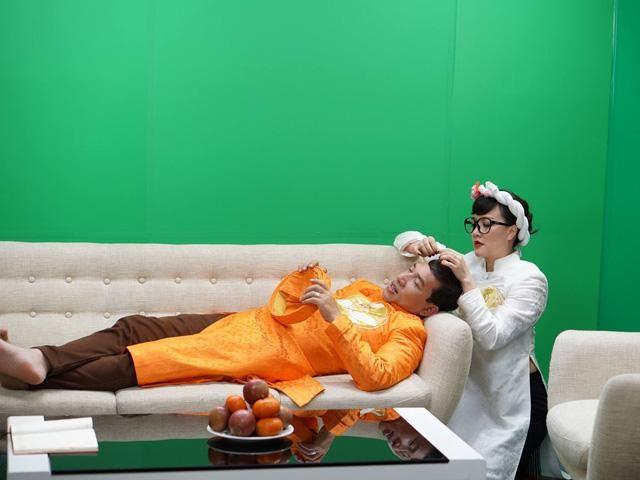 """ Dàn """"Táo quân"""" đổ bộ sang đóng phim sitcom dài hơi về """"Táo"""" """