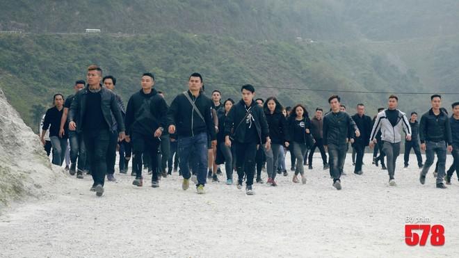 """ Phim về nạn ấu dâm """"578"""" đưa 100 ứng viên đi xa 100km để """"casting"""""""
