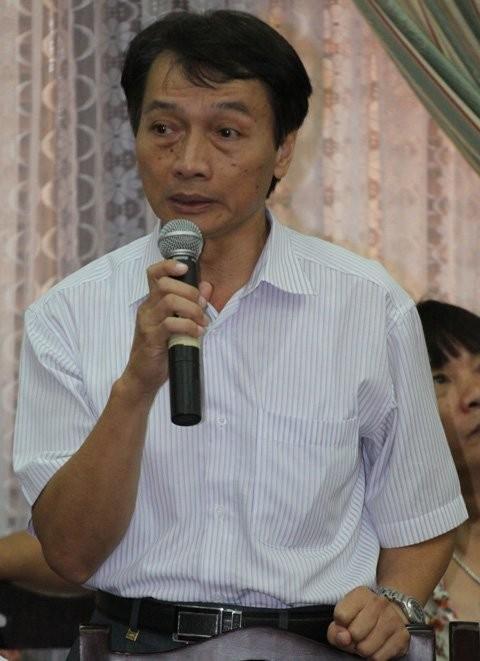 Đạo diễn NSND Vũ Xuân Hưng – Chủ tịch Hội đồng Trung ương thẩm định và phân loại phim (Bộ VHTT&DL)