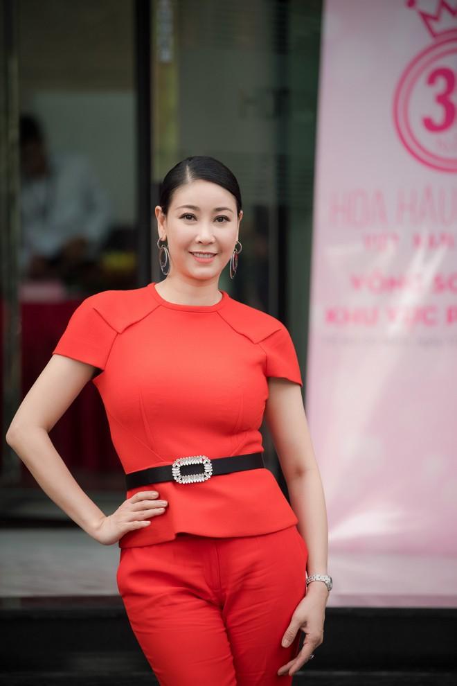 """Hà Kiều Anh là """"mảnh ghép"""" của bộ ba quyền lực chấm thi """"Hoa hậu Việt Nam 2018"""""""