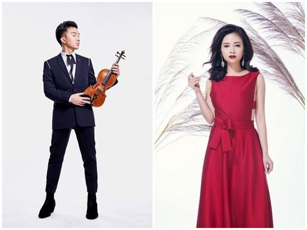 Ca sĩ Dương Hoàng Yến sẽ hát Opera kết hợp với màn trình diễn của nghệ sĩ violin Hoàng Rob
