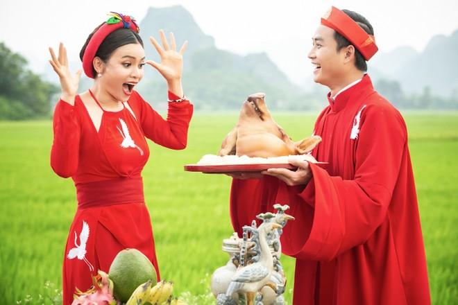 """Tiến Lộc tham gia diễn xuất trong """"Chàng vinh qu"""
