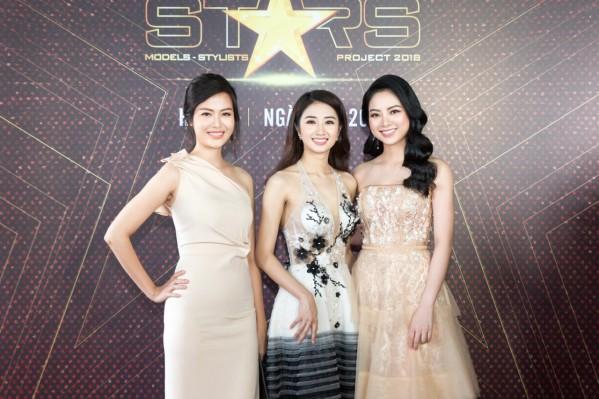 """Hoa hậu Thu Thủy, Hoa hậu Thu Ngân và Hoa hậu Ngọc Anh sẽ tham gia chấm chọn tại cuộc thi """"Ngôi sao danh vọng"""""""