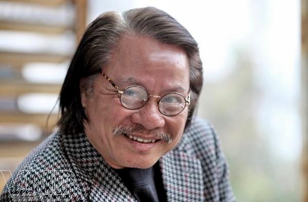 """NSƯT Bùi Cường tự nhận, ông thừa hưởng """"gene"""" yêu nghệ thuật từ người cha quá cố..."""