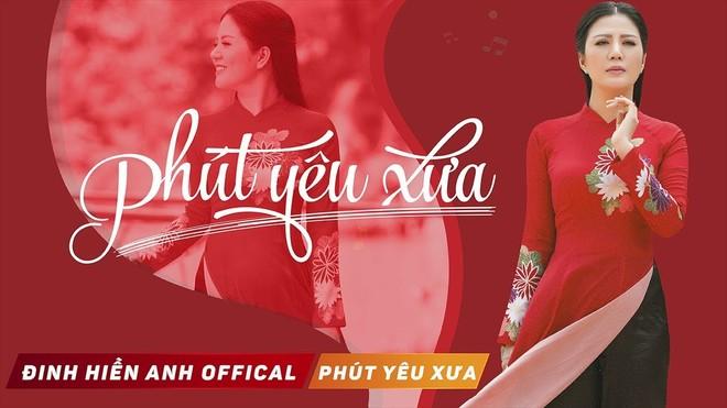 """""""Phút yêu xưa"""" là một trong 3 MV nằm trong dự án """"Thương"""" của Hiền Anh"""