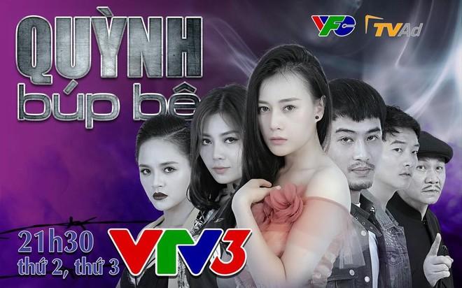 """""""Quỳnh búp bê"""" được VTV sắp xếp phát sóng trong khung giờ và kênh sóng mới"""