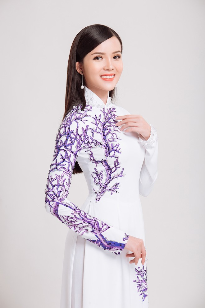 """""""Hoa khôi Cần Thơ"""" Huỳnh Thúy Vi thi """"Hoa hậu châu Á Thái Bình Dương"""""""