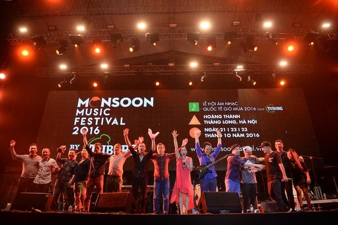 Nhạc sĩ Quốc Trung tham dự sự kiện âm nhạc quốc tế tại Hàn Quốc