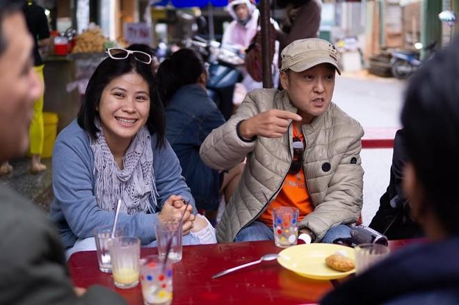 Nhà sản xuất Nguyễn Hoàng Hạnh Nhân và đạo diễn Park Hee Jun