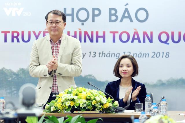 Ông Nguyễn Hà Nam - Trưởng Ban Thư ký Biên tập VTV, Phó trưởng Ban tổ chức Liên hoantruyền hình toàn quốc 2018