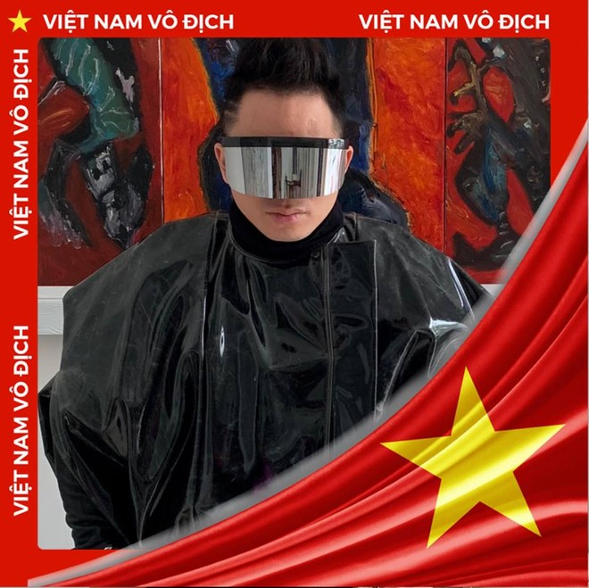 """Mừng Việt Nam vô địch AFF Cup, Facebook """"sao Việt"""" ngập sắc đỏ ảnh 5"""
