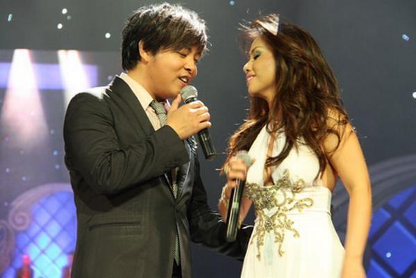 """Quang Lê và Minh Tuyết là cặp """"tình nhân"""" ăn ý trên sân khấu"""