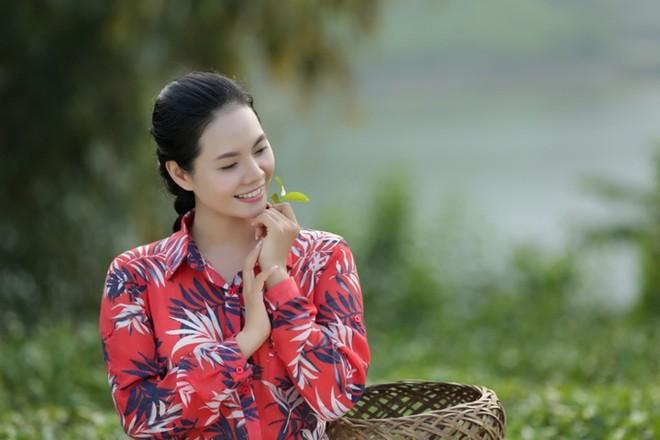 Tạo hình của Lương Nguyệt Anh trong phim