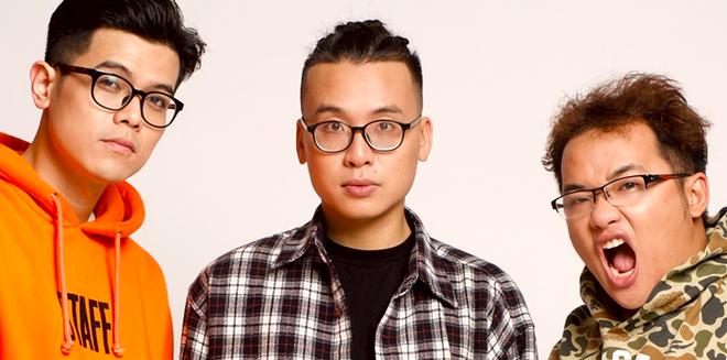 Sôi nổi trong âm nhạc song ngoài đời, ba thành viên của Dalab đều là những chàng trai hiền lành