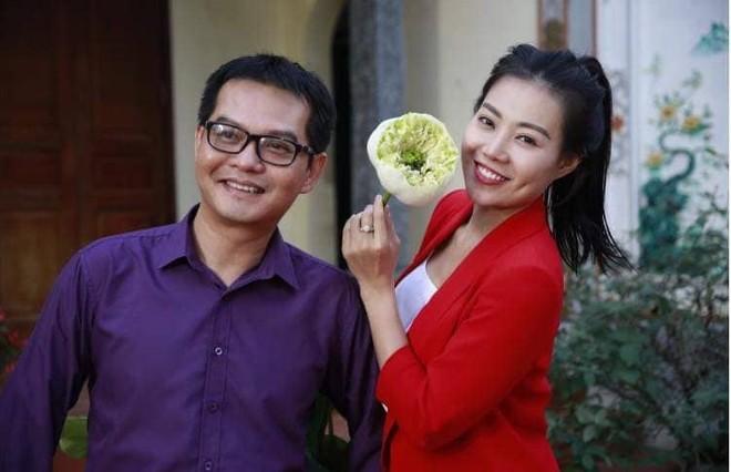 """NSND Trung Hiếu và nữ diễn viên Thanh Hương vào vai chính trong bộ phim hài Tết """"Tết vui phết - Mr Lù 2"""" của đạo diễn Mai Long"""