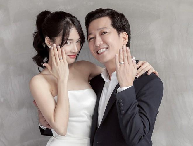 """Nhã Phương và Trường Giang chọn cách im lặng kể từ khi xuất hiện tin đồn cặp đôi đã có """"tin vui"""""""