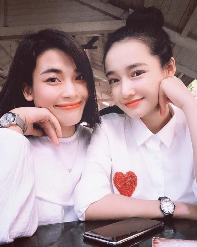 Hình ảnh mới đây của Nhã Phương được một người bạn của cô chia sẻ