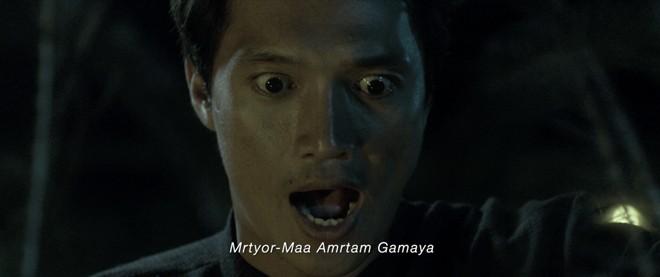 Nam diễn viên Quang Tuấn lần đầu đảm nhận vai phản diện trên màn ảnh rộng