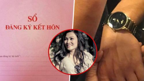 Bức ảnh được Phương Thanh chia sẻ kèm theo cuốn sổ đăng ký kết hôn khiến dư luận tin rằng cô sắp sửa kết hôn