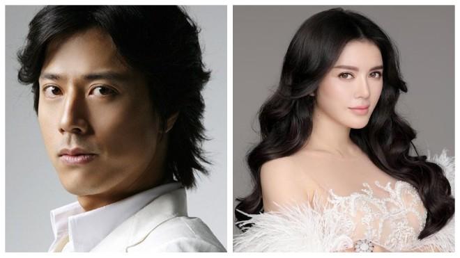 """Lý Nhã Kỳ cùng Han Jae Suk vào vai chính trong """"Thiên đường"""""""