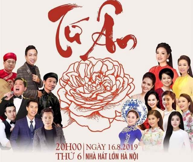 Ca sĩ Tân Nhàn khởi xướng đêm nhạc đặc biệt dịp Vu Lan báo hiếu