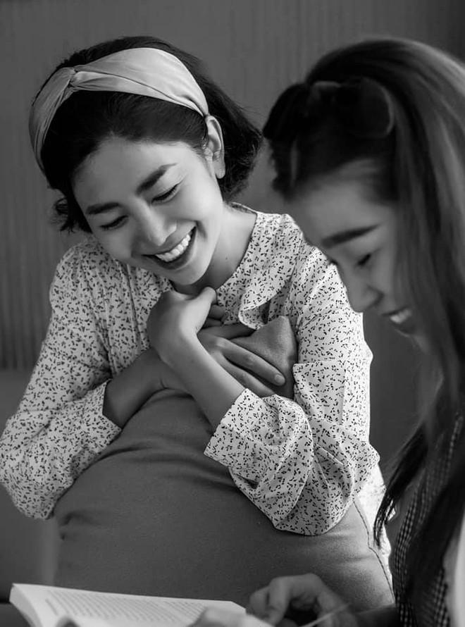 Nụ cười rạng rỡ và lạc quan của Mai Phương