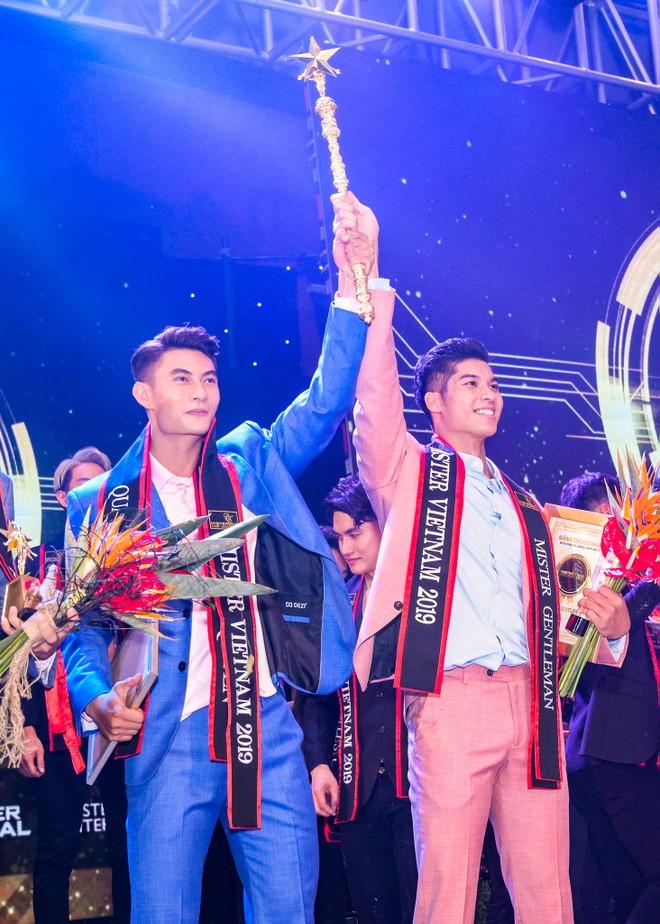 """Lý do cuộc thi """"Mister Việt Nam 2019"""" trao giải Quán quân cho 2 người ảnh 4"""