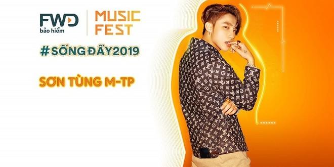 """Sơn Tùng M-TP là một trong các """"ngôi sao"""" sẽ biểu diễn trong đại nhạc hội lần này"""