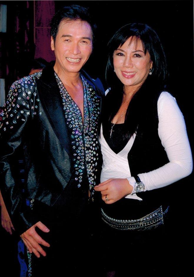 Nguyễn Hưng và bà xã - vũ công Thục Hiền