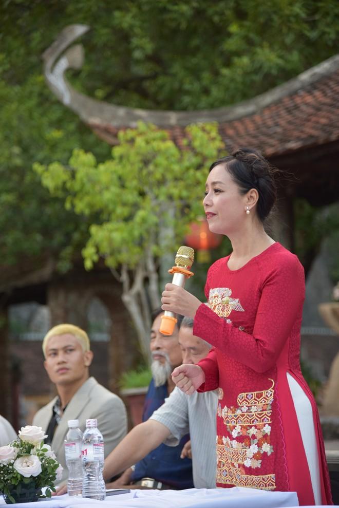 NSƯT Chiều Xuân trong vai vợ cả của Bá Kiến