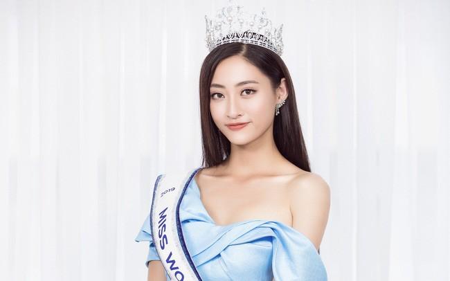 """Hoa hậu Lương Thùy Linh chấm thi """"Người đẹp Cao Bằng 2019"""""""