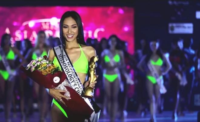 """Nhan sắc Việt gây ấn tượng tại """"Hoa hậu châu Á Thái Bình Dương 2019"""" """