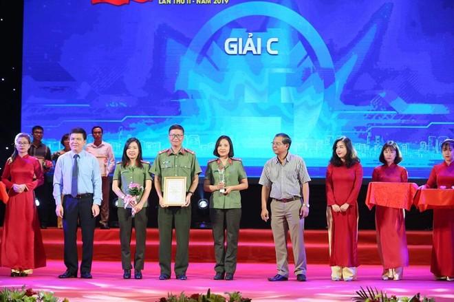"""Nhóm tác giả Báo An ninh Thủ đô đoạt giải C """"Giải Báo chí về xây dựng Đảng và hệ thống chính trị của TP Hà Nội"""""""